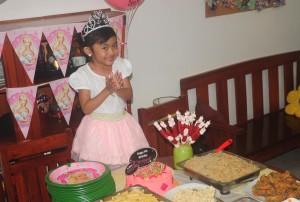 Barbie-inspired 4th Birthday Celebration of Andi