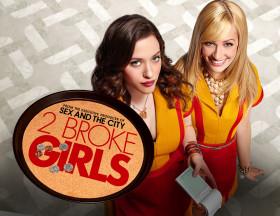 Why 2 Broke Girls is addicting?