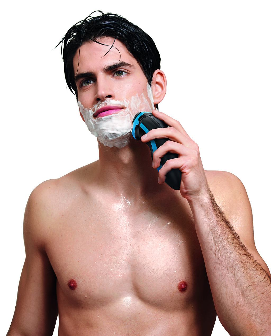 Philips Aquatouch Wet and Dry Electric Shaver AT750