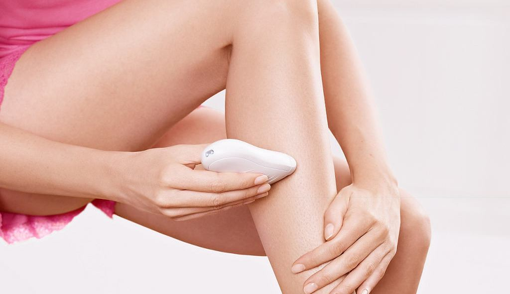 Philips SatinSoft Epilator HP6521