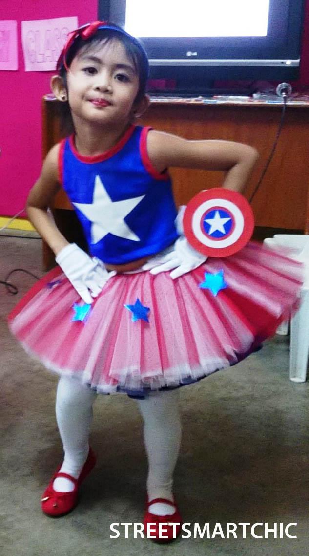 Verdandi as Cap America (4)