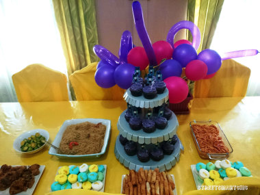 Disney's Maleficent Inspired Birthday Party Theme