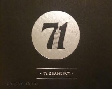 Celebrate Life at 71 Gramercy Resto-Bar