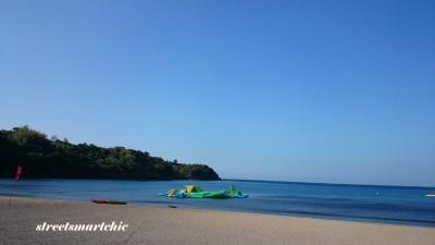 Summer at Camaya Sands Hotel in Mariveles Bataan