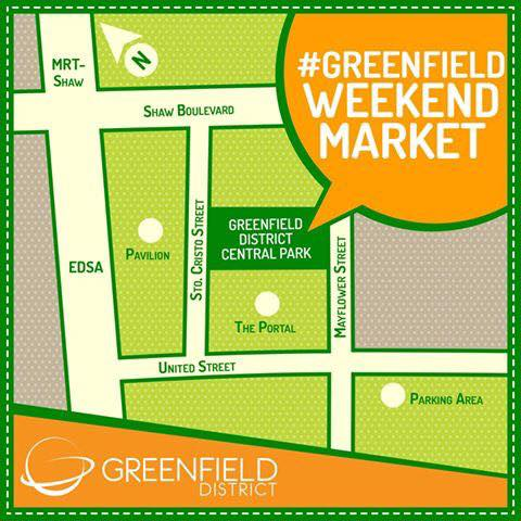 MAP to Greenfield