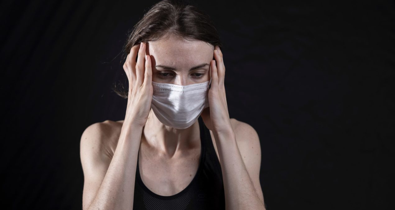 COVID: Coping up with stress and anxiety during pandemic